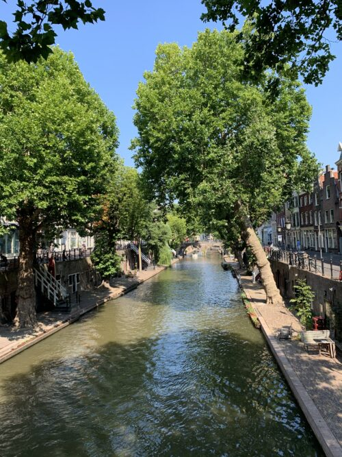6. A day at <b>the Canal</b>