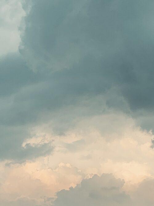 8. Clouds, <b>Finally!</b>